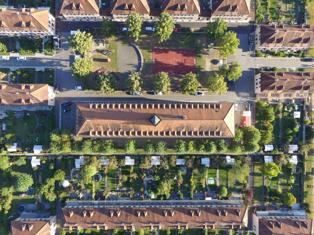 Genossenschaftliches Wohnen Basel Muttenz
