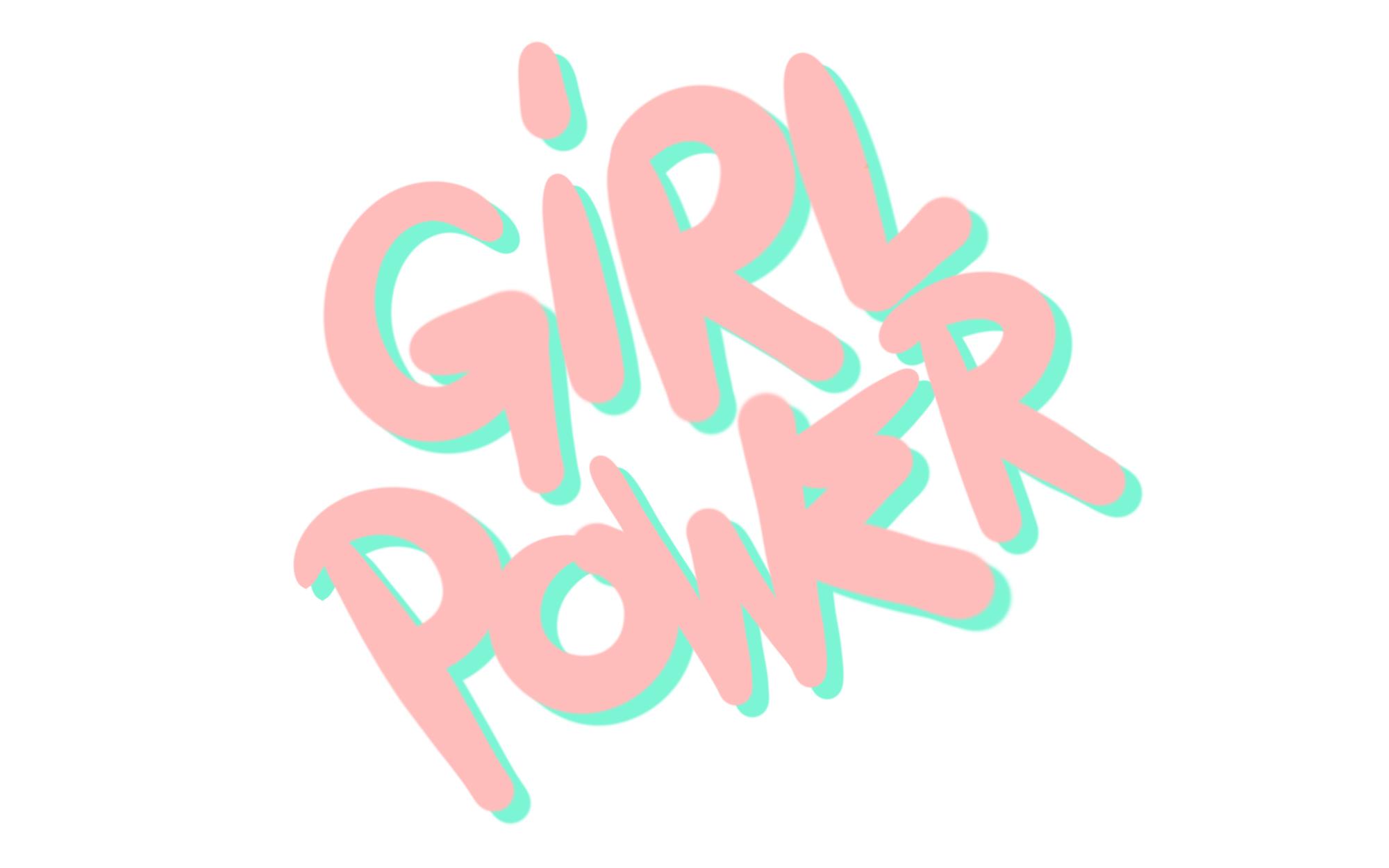 Girl Power Frauen Portraits