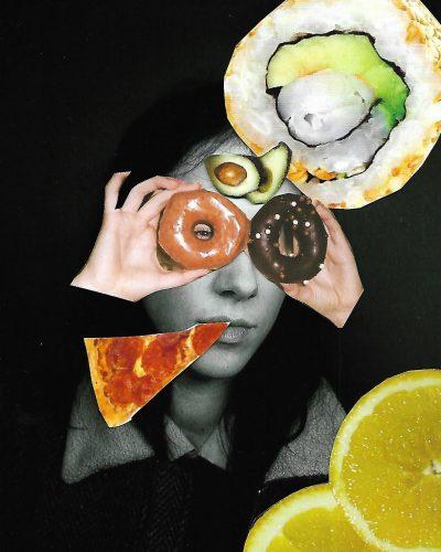 Selfies, Selbstporträt, Filter, Food, Instagram
